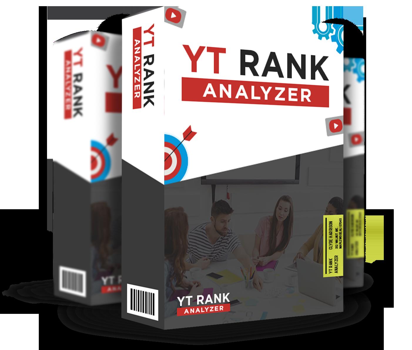 YT Rank Analyzer cover mockup
